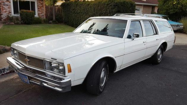 081016 Barn Finds - 1979 Chevrolet Impala Wagon - 1
