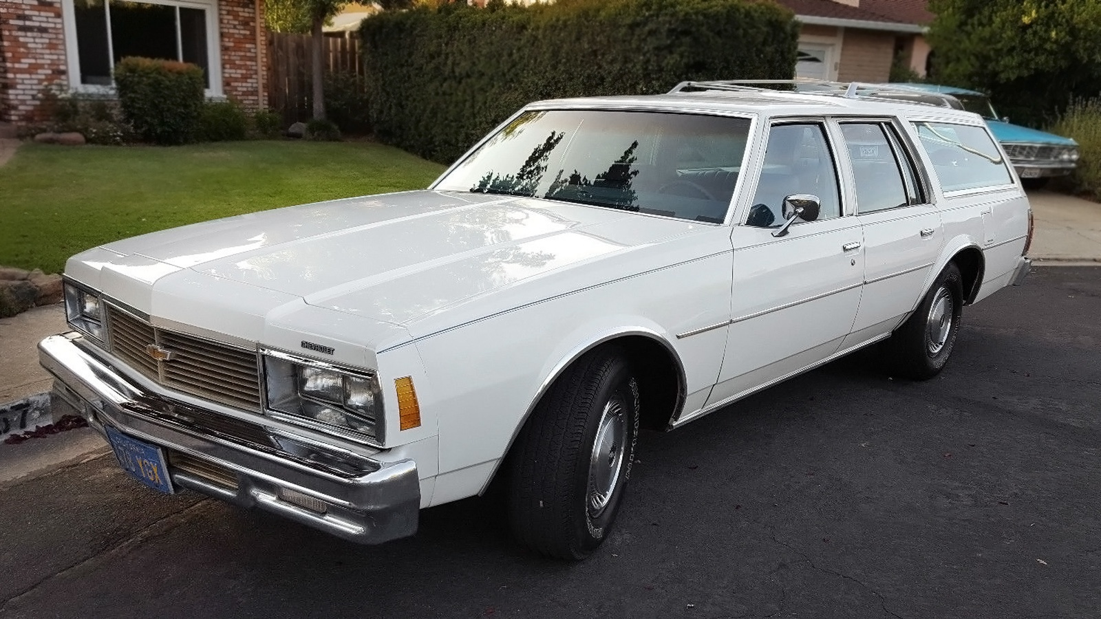 Collectible Or Not 1979 Chevrolet Impala Wagon