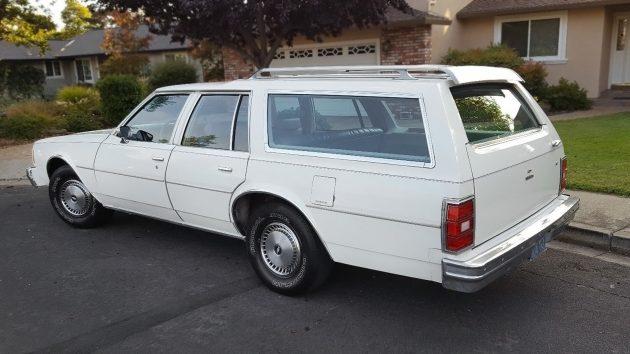 081016 Barn Finds - 1979 Chevrolet Impala Wagon - 2
