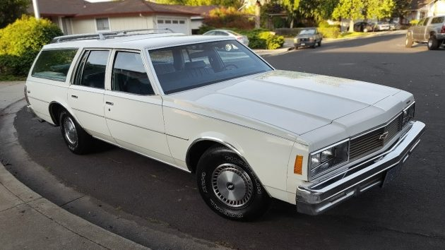 081016 Barn Finds - 1979 Chevrolet Impala Wagon - 3