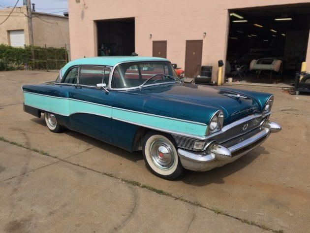 081116 Barn Finds - 1956 Packard Clipper Super - 1