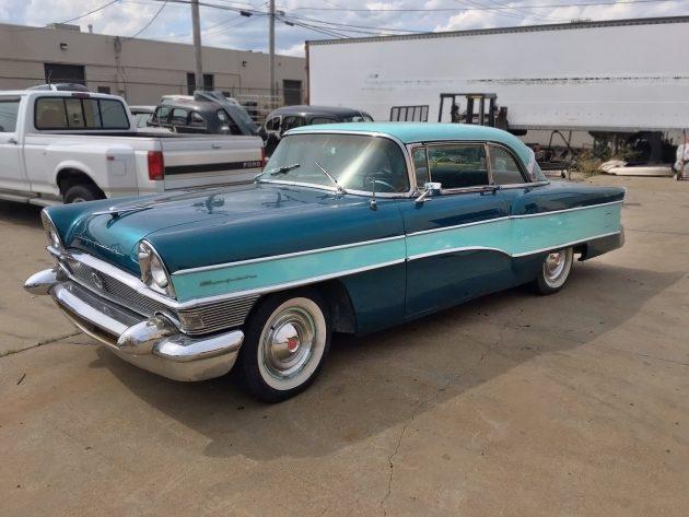 081116 Barn Finds - 1956 Packard Clipper Super - 2