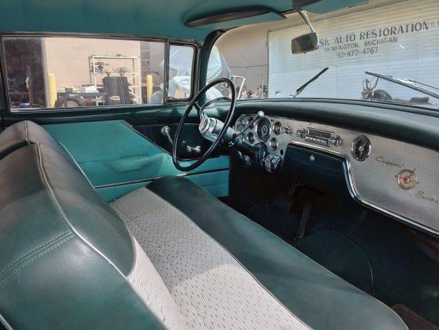081116 Barn Finds - 1956 Packard Clipper Super - 4