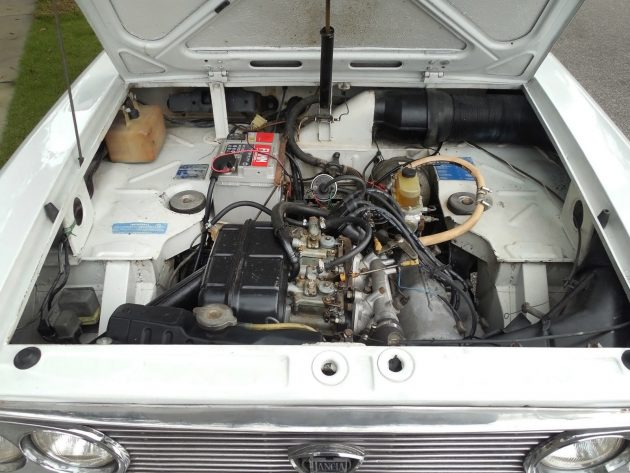 081116 Barn Finds - 1971 Lancia Fulvia Berlina - 5