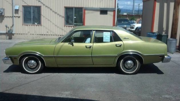081416 Barn Finds - 1974 Ford Maverick - 1