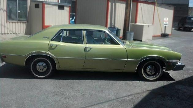 081416 Barn Finds - 1974 Ford Maverick - 2