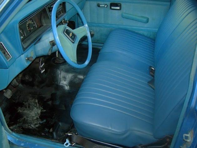 081516 Barn Finds - 1982 Chevrolet Luv Diesel - 4