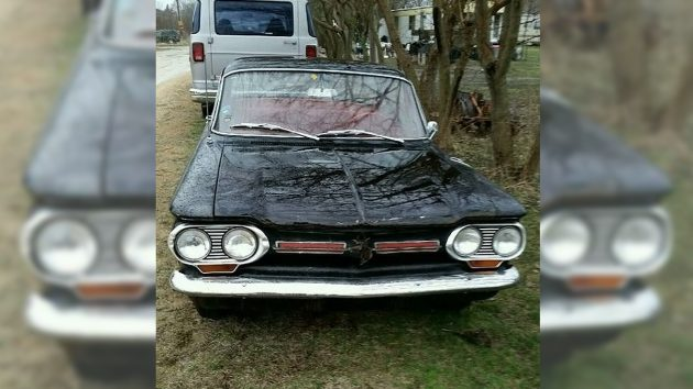 081716 Barn Finds - 1962 Chevrolet Corvair - 5