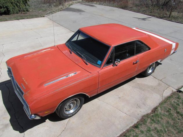 081716 Barn Finds - 1969 Dodge Dart Swinger - 1
