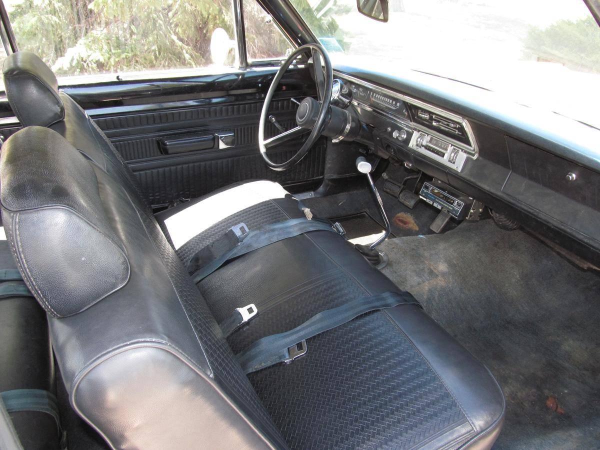 Original Or Repainted 1969 Dodge Dart Swinger 340
