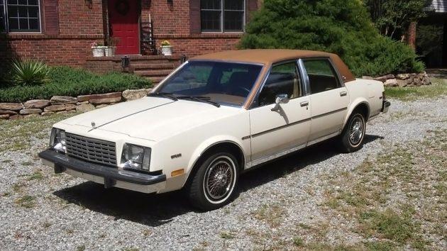 082516 Barn Finds - 1980 Buick Skylark - 1