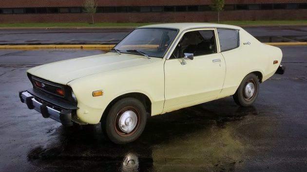082816 Barn Finds - 1978 Datsun B210 - 1