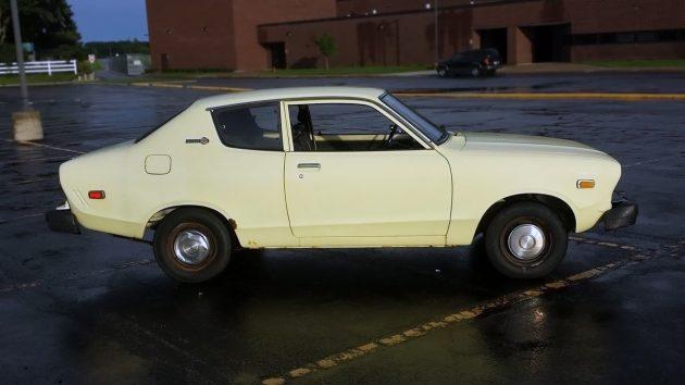 082816 Barn Finds - 1978 Datsun B210 - 2