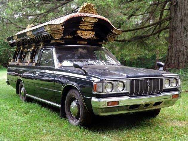 082816 Barn Finds - 1983 Toyota Crown Hearse - 1