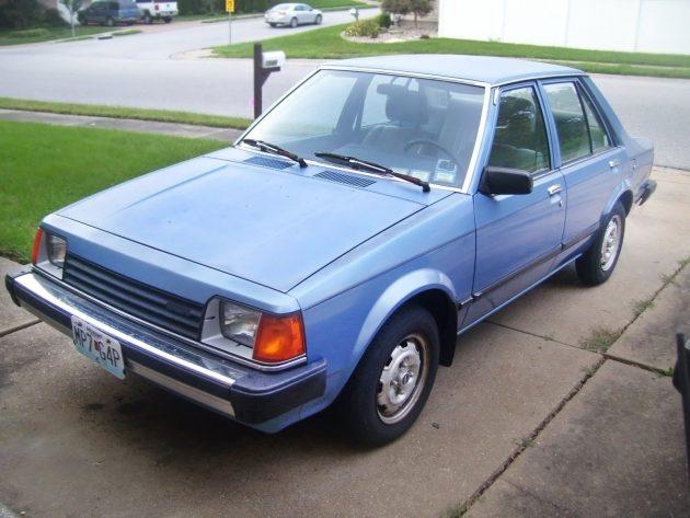 083016 Barn Finds - 1985 Mazda GLC - 1