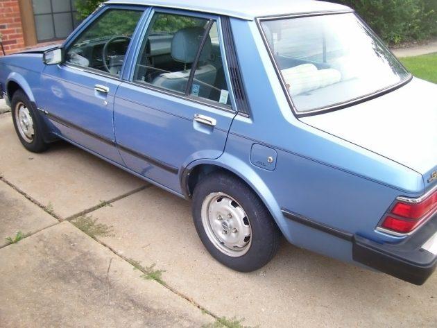 083016 Barn Finds - 1985 Mazda GLC - 2