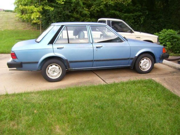 083016 Barn Finds - 1985 Mazda GLC - 3