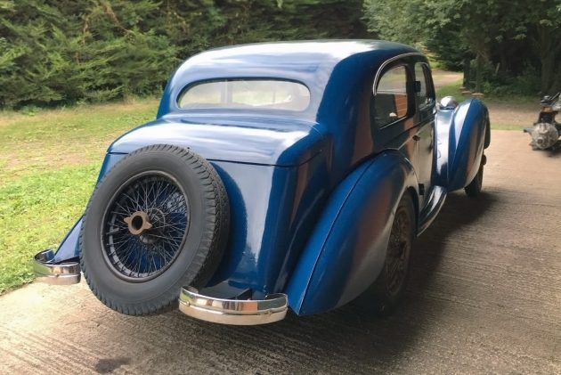 083116 Barn Finds - 1938 Delahaye 135 - 4