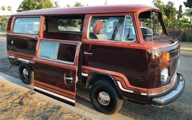 083116 Barn Finds - 1978 VW Van - 3