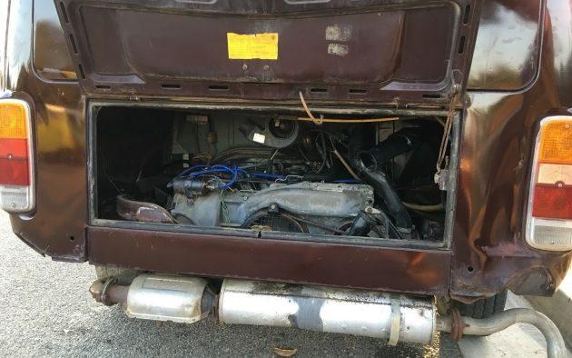 083116 Barn Finds - 1978 VW Van - 5