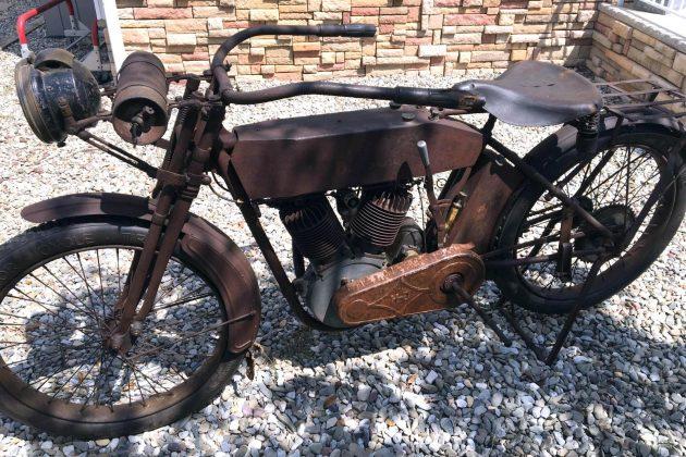 1913 Harley Davidson 9E