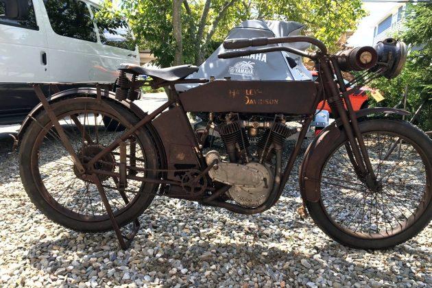 1913 Harley Davidson Model 9E