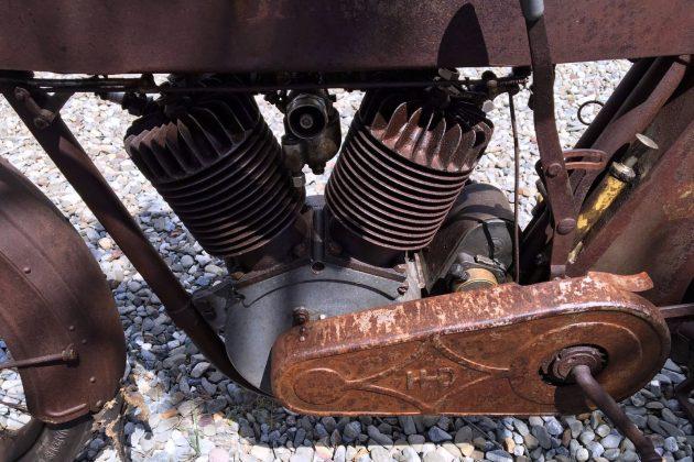 1913 Harley Davidson V-Twin