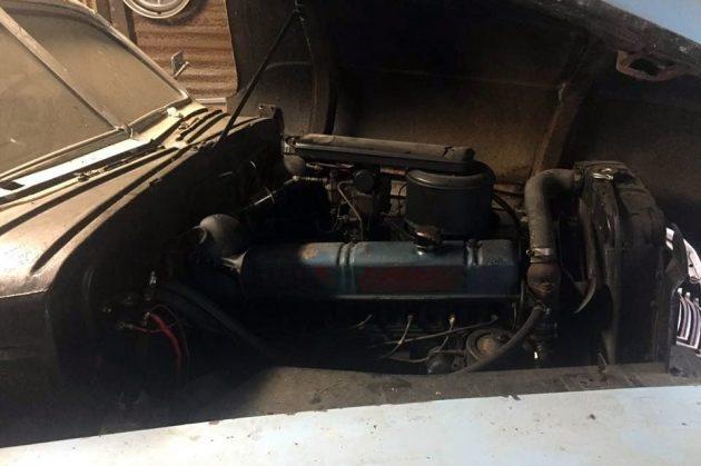 1948 Buick Super 8 Engine