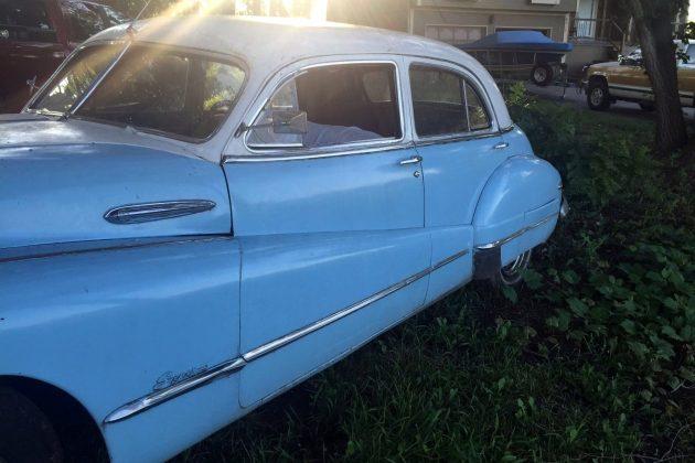 1948 Buick Super Project