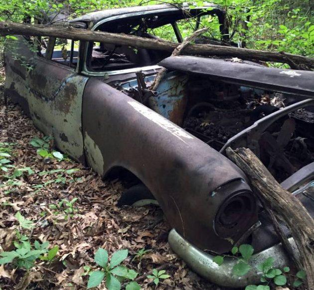 1950's Chevy Wagon