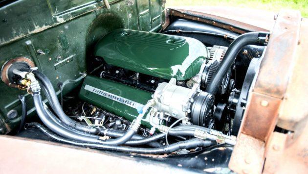 1951 GMC Truck Engine