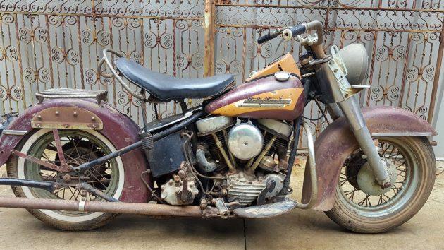 1951 Harley-Davidson Panhead