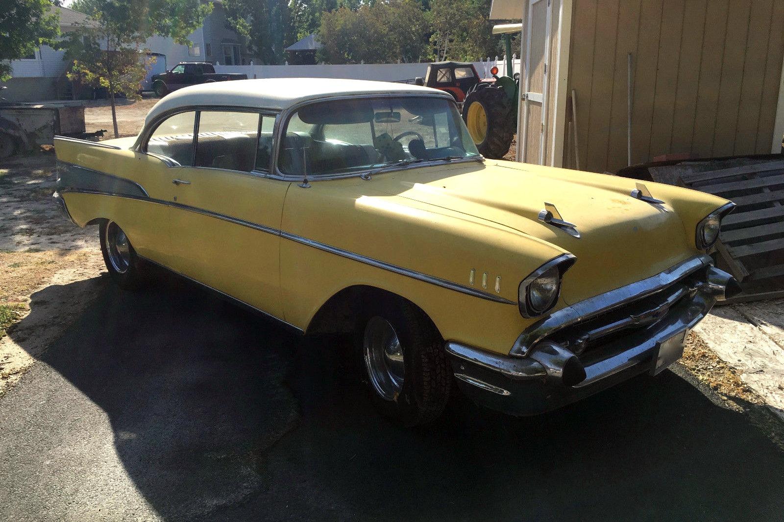 Grandpa U0026 39 S 1957 Chevy Bel Air