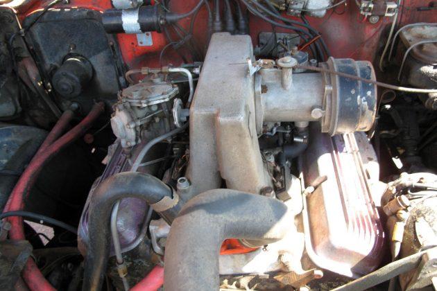 1957 Chevy Bel Air Fuelie Engine