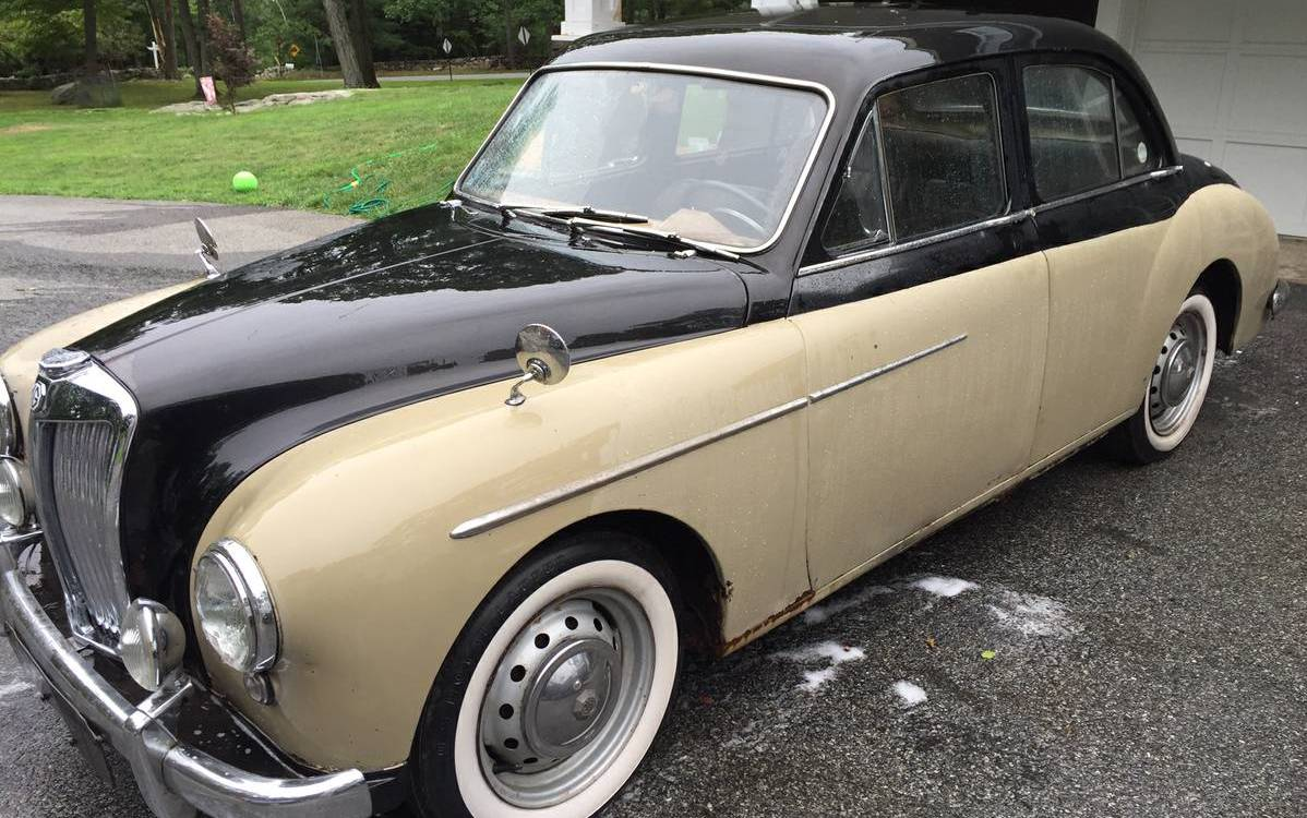 Roadster Replacement: 1958 MG Magnette ZB