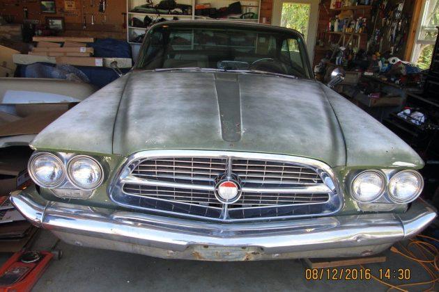1960 Chrylser 300F