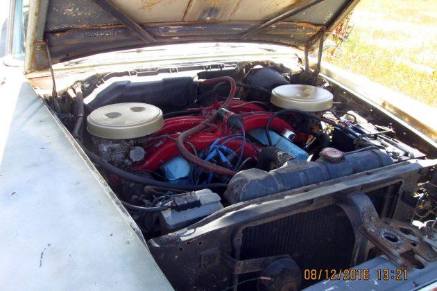 1960 Chrylser 300F Engine
