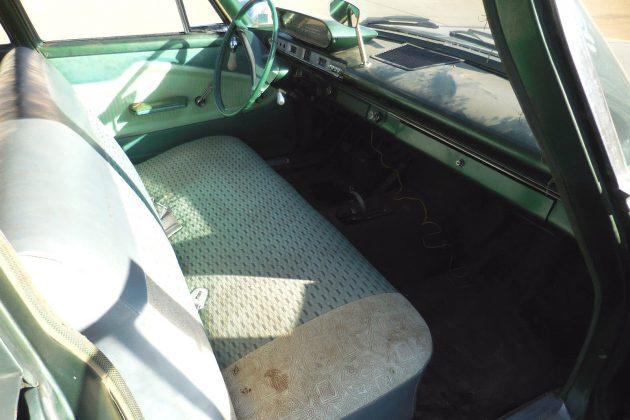 1960 Plymouth Savoy Interior