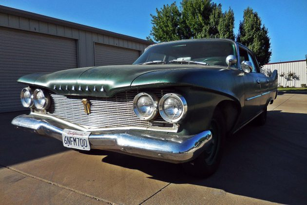 1960 Plymouth Savoy Survivor
