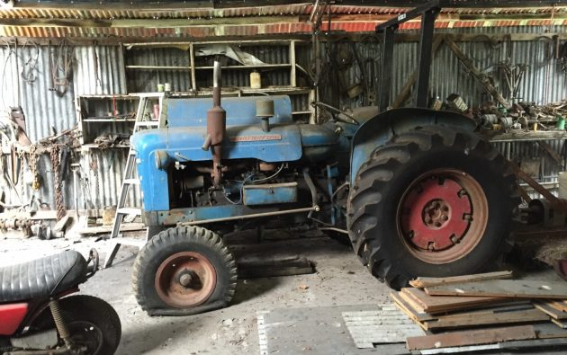 BF Exclusive: 1961 Fordson Super Major