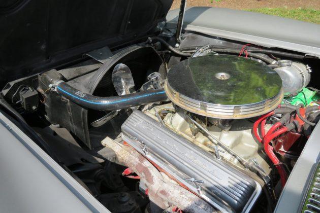 1963 Corvette Coupe Engine
