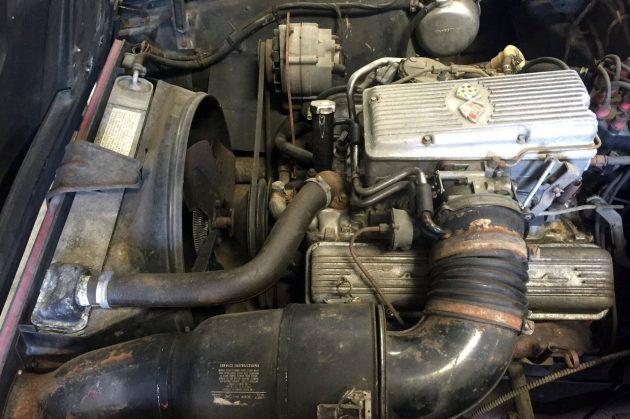 1963 Corvette Fuelie Engine