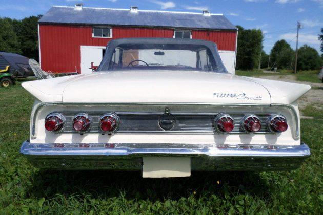 1963 Mercury Comet Convertible