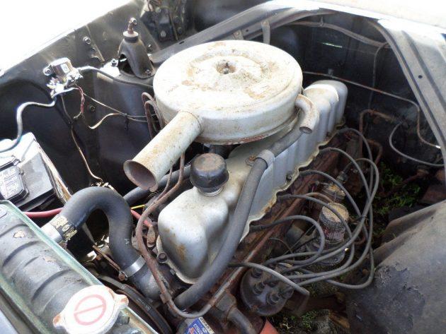 1963 Mercury Comet Engine
