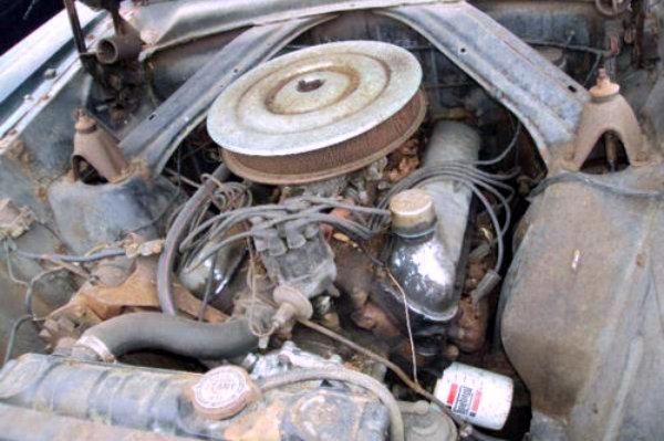 1964 Ford Falcon Engine