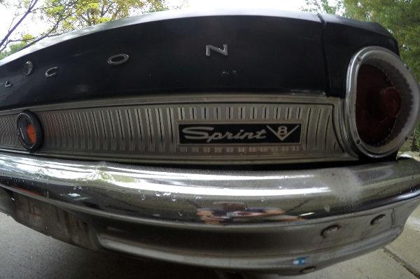 1964 Ford Falcon Sprint V8