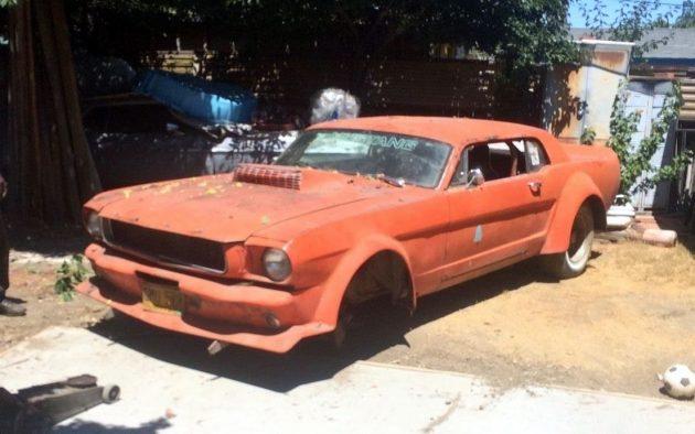 1965 Mustang Street Racer