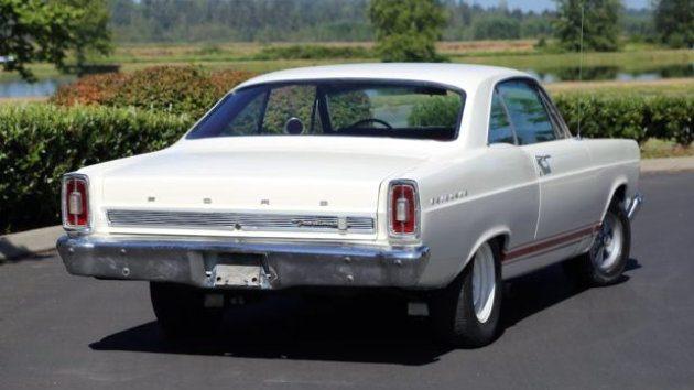 1966 Fairlane GTA