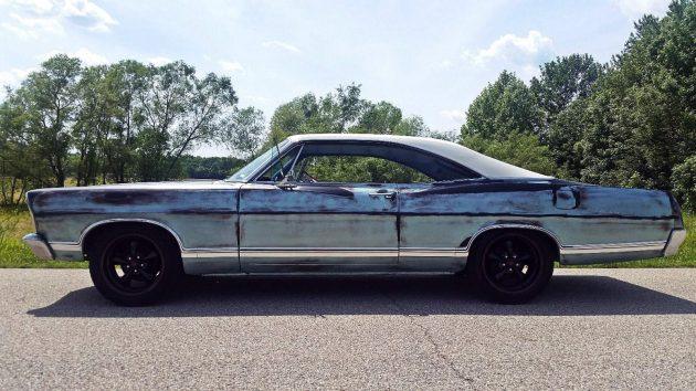 Faux Patina: 1967 Ford Galaxie