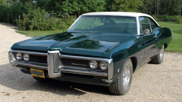 12k In Miles >> Impala In Disguise: 1968 Pontiac Parisienne